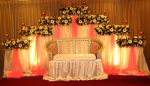 Stage decorations Gallery decoration